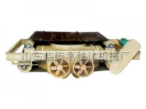 济南RCDC、RCDF-T系列超强冷风自卸式电磁除铁器