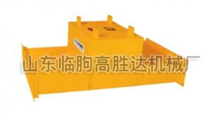 济南RCYA系列管道式永磁除铁器
