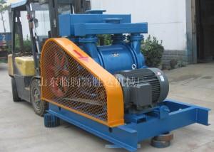 济南v法铸造设备2be-303真空泵